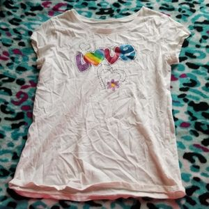 Girls' Circo Love Tee